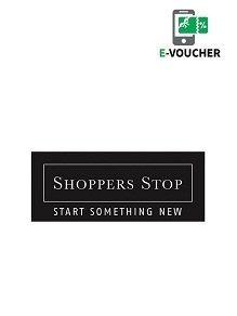 Shoppers Stop E Gift Voucher INR 500