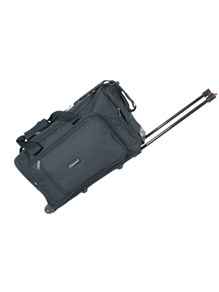 Indian Riders Travel Bag with Trolley - Black (IRTB-004)