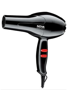 Nova Hair Dryer with 2 Speed Control 1800 watts (Assorted Color)